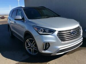2018 Hyundai Santa Fe XL- LEATHER, SUNROOF AND ONLY 1,663KM!!