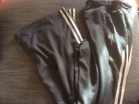 Woman's size14 adidas gym trousers
