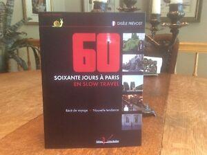 Livre 60 jours à PARIS / Gisele Prévost