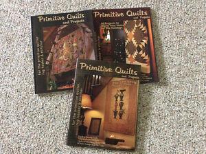 Primitive quilter magazines