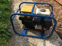 Honda GX160 Generator 5.5HP 2.5KW 110v