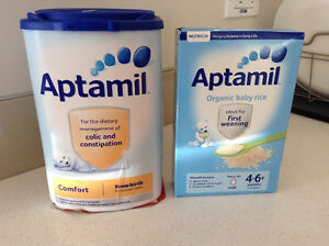 Aptamil Comfort for Colic and Constipation ( plus free item)