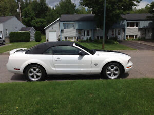 2005 Ford Mustang Decapotable Cabriolet