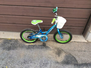 Kids 16 inch bicycle