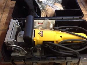 Dewalt jointer