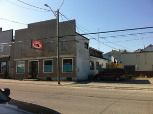 Commercial Building for sale or trade
