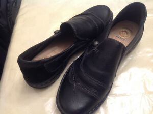Ladies earth spirit shoes size 8