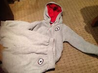 Converse all stars tracksuit set children kids size 24 months ( 2 years )