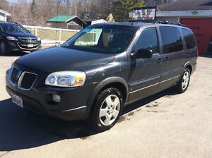 2008 PONTIAC MONTANA, CHECK OUT OTHER ADS, 832-9000 OR 639-5000