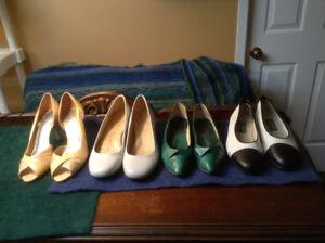 souliers ou chaussures femmes 60$ le lots