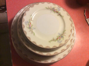 Vintage Meito dishes