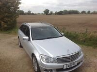 Merc Benz C Class Estate 2.1 C250 CDI BlueEFFICIENCY Elegance