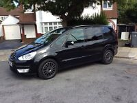 Ford Galaxy 2.0 diesel automatic 7 seater great spec ppl carrier low mileage don't miss out clean !