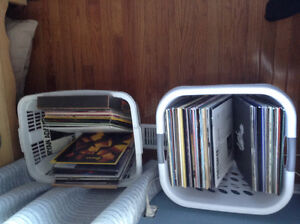 VINYL RECORD AND TURNTABLE LOT SALE---- listed price or OBO