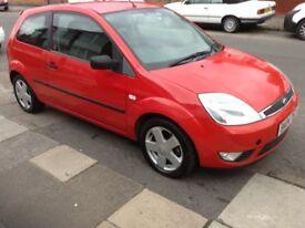 Ford Fiesta 1.4 cc full mot 04 reg