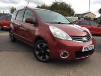 2012 Nissan Note 1.5 dCi N-TEC+ 5dr