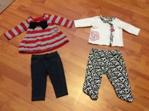 Baby Girl clothes, size 3 months