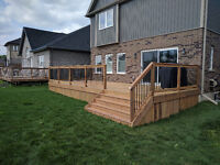 Decks, Fences, and Hardscaping