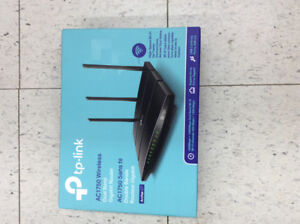 Brand new TP Link AC 1750 Dual band gigabit Router