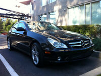 2009  CLS-550-AMG PACK - EXTENDED WARRANTY with SilverStar