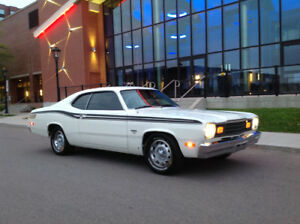 GORGEOUS NUMBERS MATCH 340 DUSTER, REDUCED $36,500 SEE PICS