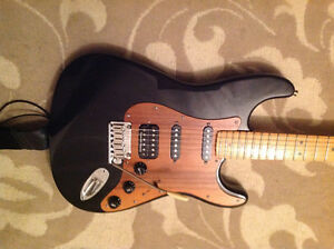 Fender startocaster excellent condition with upgrades