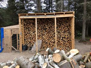 Bois de chauffage fendu mêler par corde Saguenay Saguenay-Lac-Saint-Jean image 1