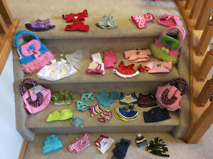**REDUCED** WEBKINZ Collection + Clothes and Carriers Strathcona County Edmonton Area image 3