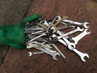 Selection of spanners