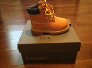 Timberland boots for toddler