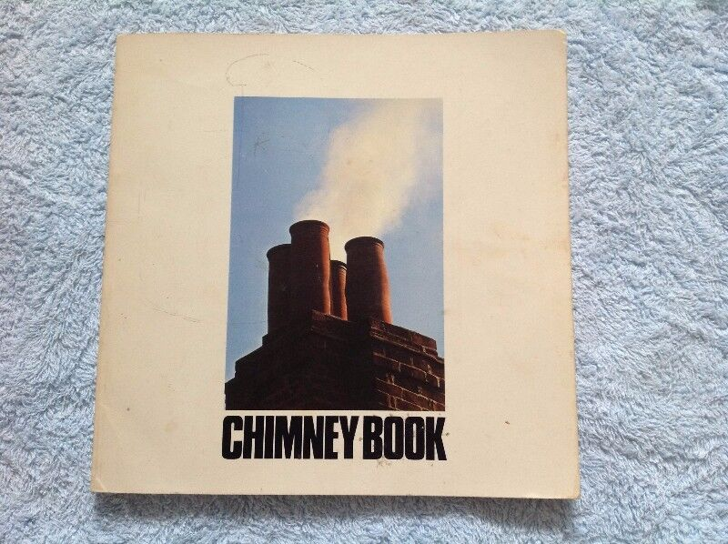 Chimney Book by Tim Battle - book signed by Tim Battle