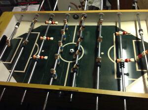 Heavy duty Foosball table