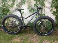 Fat Bike- 2015 Norco Bigfoot 6.2