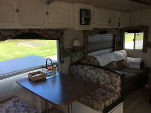 30' Outback Fifth Wheel Trailer