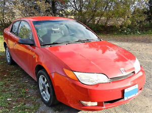 Saturn ION 2 /4 DOOR COUPE  GREAT SHAPE AND SPEC