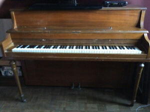 PIANO~APARTMENT SIZE...NEEDS TUNING ~ $500.00 or B. O.