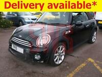 2015 Mini Cooper Convertible Highgate DAMAGED REPAIRABLE SALVAGE