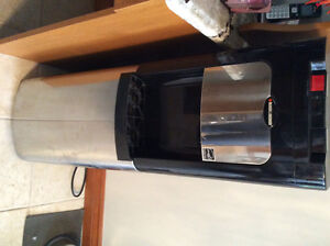 Black and decker bottom load water cooler hot and cold dispenser