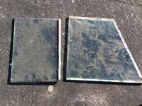 Landrover Series Original Door Glass