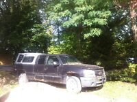 2003 GMC Sierra- For part/ can try to repair