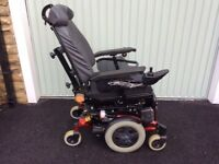 ELECTRIC WHEELCHAIR/POWERCHAIR, INVACARE TDX SP.
