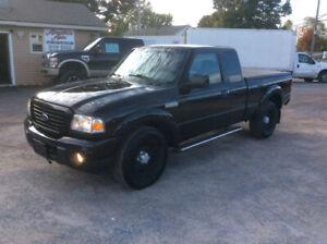 2009 ford ranger sport 4x4 4 litre 195kms 3mth warranty$7750.