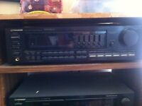 Home stereo gear
