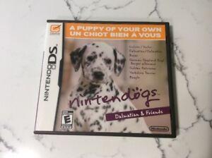 Jeux DS Nintendog Dalmatian & Friends