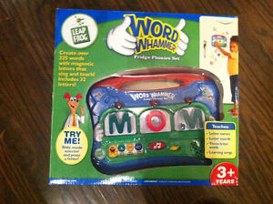 Word Whammer-Magnetic Letter fun!