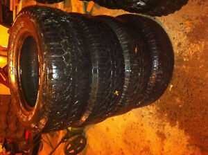 SET of 4 F150 Truck Tires -Need Gone ASAP