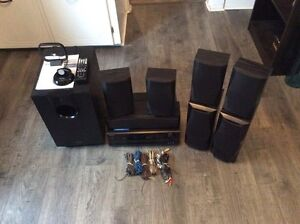 7.1ch ONKYO Home Theatre System London Ontario image 1