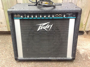 Vintage 1988 Peavey Backstage 110 65 Watt Guitar Amplifier - Han