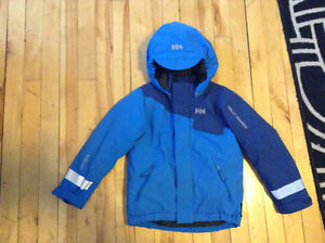 Selling a Boys 2 Piece Helly Hansen Snowsuit Size 4t
