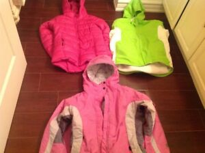 Girls outerwear size 10/12/14